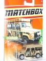 Matchbox 2010 Jungle Explorer LAND ROVER DEFENDER 110