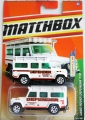 Matchbox 2010 Variant LAND ROVER DEFENDER 110