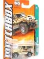 Matchbox 2012 Explorers 1968 TOYOTA LAND CRUISER FJ40