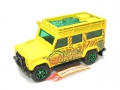 Matchbox 2013 Jungle Expedition LAND ROVER DEFENDER 110