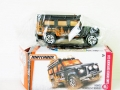 Matchbox 2017 Adventure LAND ROVER DEFENDER 110
