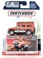Matchbox 2017 Globe Travelers LAND ROVER DEFENDER 110