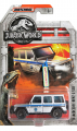 Matchbox 2017 Jurassic World 14 MERCEDES-BENZ G 550