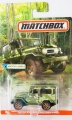 Matchbox 2017  Camouflage Series TOYOTA LAND CRUISER FJ40