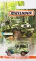 Matchbox 2017  Camouflage Series TOYOTA LAND CRUISER FJ40