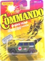 Matchbox Commando Strike MERCEDES 280 GE