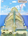Matchbox Gift Set Airport KLM Airlines SB-815 Inc. LAND ROVER 90
