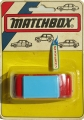 Matchbox Hungary Pizza Van Red Blue VW VOLKSWAGEN CAMPER