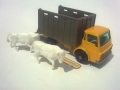 Matchbox Lesney DODGE  TRUCK With CATTLE