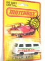 Matchbox Lesney 1980 Pizza Van VOLKSWAGEN