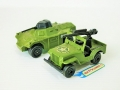 Matchbox Lesney 1976 JEEP & 1973 WEASEL TANK