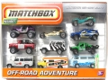 Matchbox 2010 Off-Road Adventure Pack with TOYOTA LAND CRUISER