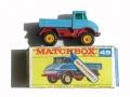 Matchbox Series No. 49 MERCEDES BENZ UNIMOG TRUCK