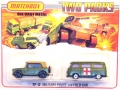 Matchbox Superfast TP-12 VW MILITARY POLICE & FIELD CAR