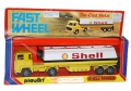 Playart Fastwheel No. 7904 SHELL TANKER