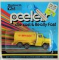 Playarts 1970s Peelers SHELL Tanker Truck FORD
