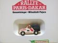 Rietze Winner Rallye Paris Dakar 1985 MITSUBISHI PAJERO