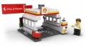 Shell V-Power LEGO® Collection STATION & FIGURE