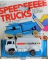 Straco 1979 Speedee Trucks CALTAX Tanker Truck FORD