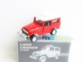 Tomica 2-2-27 Red Toyota Automobile Museum LAND CRUISER FJ40V