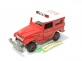 Tomica Fire Chief FJ40 TOYOTA LAND CRUISER