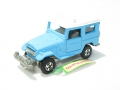 Tomica Light Blue FJ40 TOYOTA LAND CRUISER