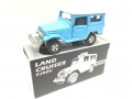 Tomica Museum SP Blue TOYOTA LAND CRUISER