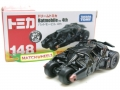 Tomica No. 148 BATMAN DARK KNIGHT BATMOBILE