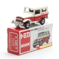 Tomy Tomica No. 2 NHK-TV TOYOTA LAND CRUISER