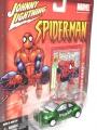 White Lightning 2004 Spider-Man 2001 VOLKSWAGEN NEW BEETLE