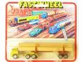 Yatming Fastwheel LOG TRANSPORTER TRUCK (Made in Hongkong)