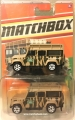 c.) Matchbox Land Rover Defender 110