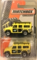 d.) Matchbox Land Rover Defender 110