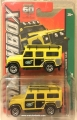 i.) Matchbox Land Rover Defender 110
