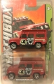 l.) Matchbox Land Rover Defender 110