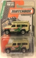 m1.) Matchbox Land Rover Defender 110